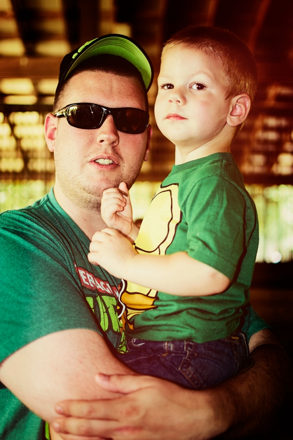 Bryan and Liam